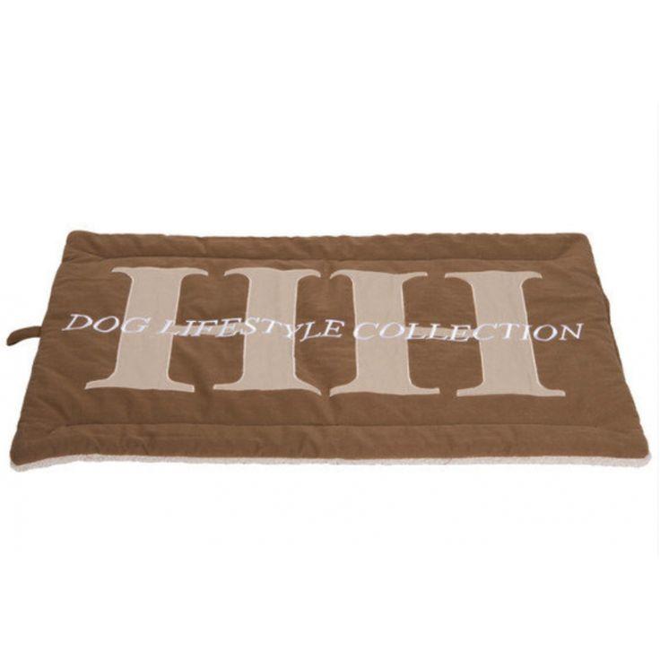 MANTA ALGODÓN HH MARRÓN, Es una manta de algodón en color marrón con las iniciales de la marca happy house. Además de manta, puede ser utilizada como cama para perros. Medidas S: 61 cm  x 41 cm. http://bit.ly/1FZK213