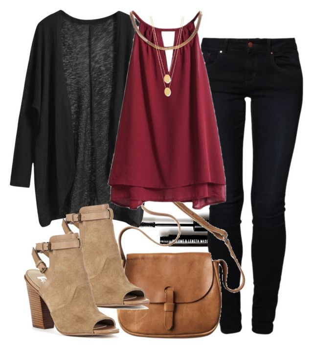 """Elena inspired bowling outfit"" by kit-kat227 ❤ liked on Polyvore featuring Forever 21, even&odd, Toast, Joe's Jeans and Jennifer Zeuner"