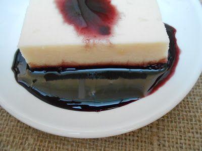 Barato y Rico: Sémola con leche y Salsa de vino