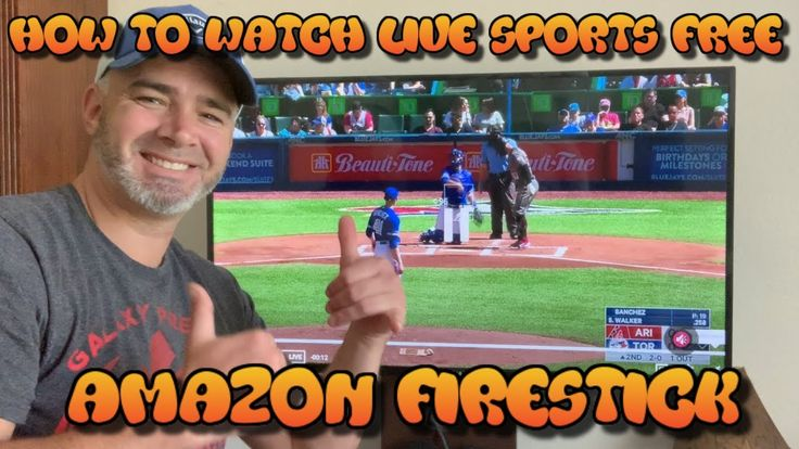 HOW TO WATCH LIVE SPORTS ON AMAZON FIRESTICK FREE in 2020