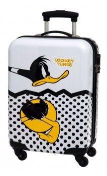 Maleta Pato Lucas Looney Tunes - Maletas Infantiles