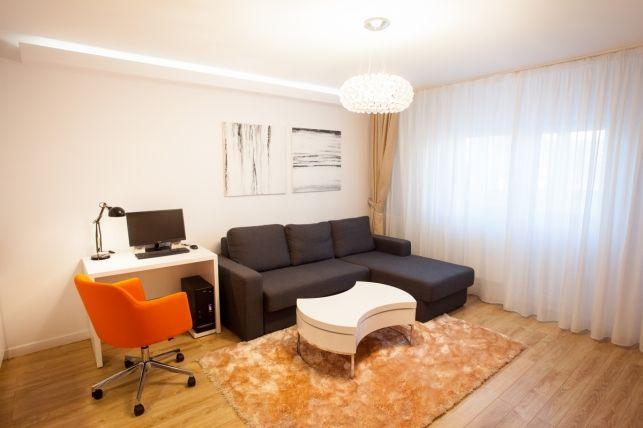 Definitia designului functional intr-un apartament de 3 camere din Bucuresti- Inspiratie in amenajarea casei - www.povesteacasei.ro