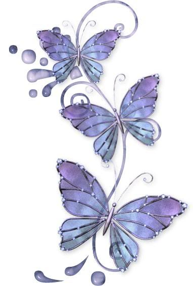 Purple Butterflies Tattoos Designs butterfly tattoos and designs page ...