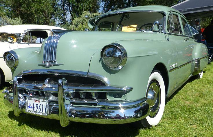 1949 Pontiac Silver Streak 8.  Photography by David E. Nelson, 2016