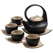Contemporary Tea Set