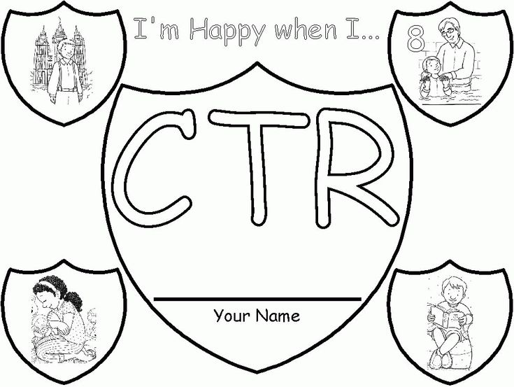 ctr shield coloring pages image search results
