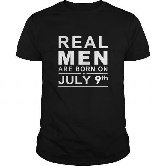 I Love 0709 July 9 Birthday Born Real Men Shirts Guys tee ladies tee youth Sweat Hoodie Vneck Tank top Tshirts for Girl and Men and Family Shirts & Tees