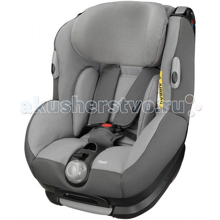 Автокресло Maxi-Cosi Opal  Автокресло Maxi-Cosi Opal предназначено для детей от рождения до 3, 5 лет (0+/1). Устанавливается в автомобиль при помощи штатных ремней безопасности. От 0 до 13 кг (приблизительно до 15-18 мес.) малыш ездит лицом назад – такое положение автокресла наиболее безопасное, а затем сиденье переворачивается по ходу движения.  Благодаря особому способу крепления Maxi-Cosi Opal жестко фиксируется на автомобильном сидении, таким образом, ограждая малыша от серьезных…