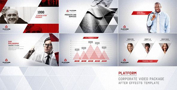 129 best Videohive After Effects Templates images on Pinterest ...