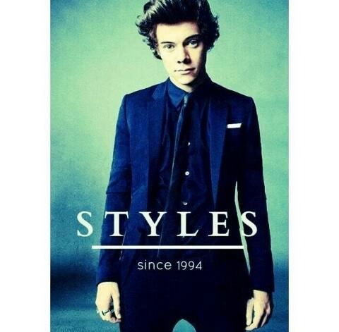'STYLES 'Harry 'STLES  007