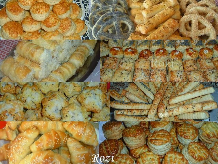 Rozi Erdélyi konyhája: Karácsonyi sós süteményajánlat