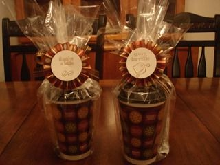 Thank you gifts for coffee or tea lovers simple and inexpensive