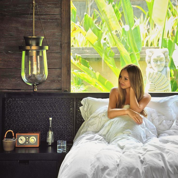 https://www.instagram.com...travelplusstyle..Waking up at the Ritz Carlton Reserve Mandapa in Ubud, Bali.