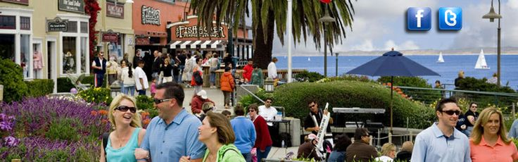Cannery Row, located in Monterey, California, offers unforgettable dining, shopping, leisure and fun for everyone!