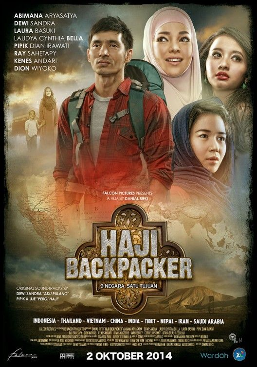 Haji Backpacker Movie Poster