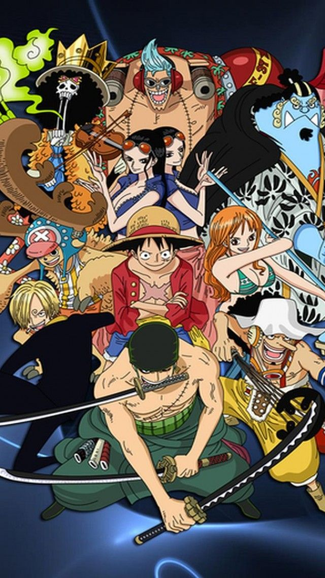 One Piece Wallpaper Iphone Wallpaperazzi Net