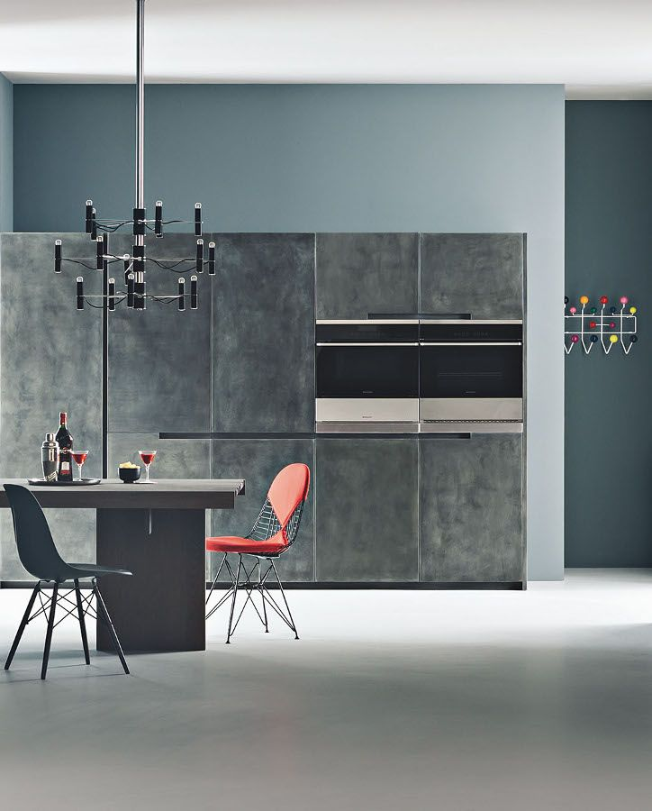 Zampieri Cucine presents Fifty at Interieur 2014 - The new kitchen and living furniture program @zampiericucine