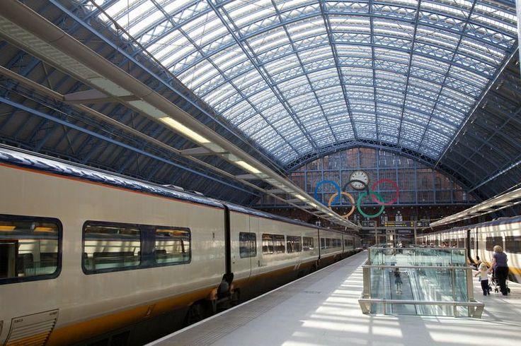 Ride through the Channel Tunnel (Chunnel), England & France - TripBucket