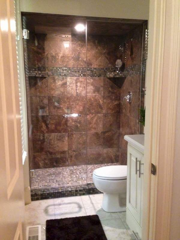 Jazzy For A Downstairs Bathroom Could Work Nicely With