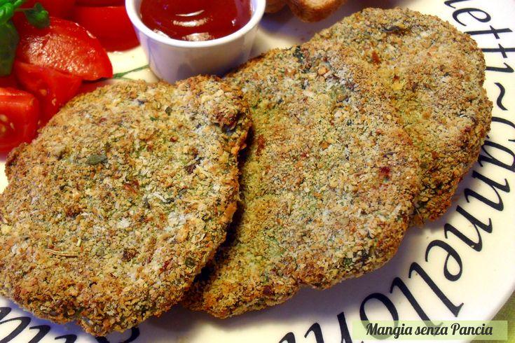 Spinacine di pollo light | Mangia senza Pancia