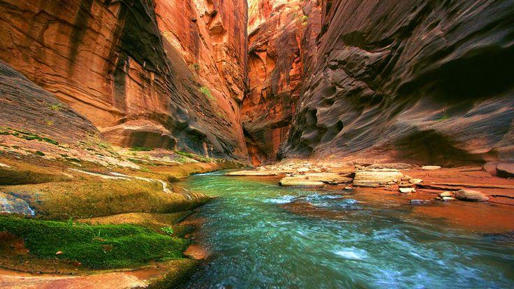 Colorful Canyon - Imgur