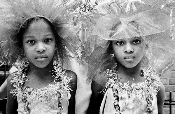 """""""Twins,"""" 1988, by Toni Parks.  Works by Gordon and Toni Parks Exhibited - NYTimes.com."""