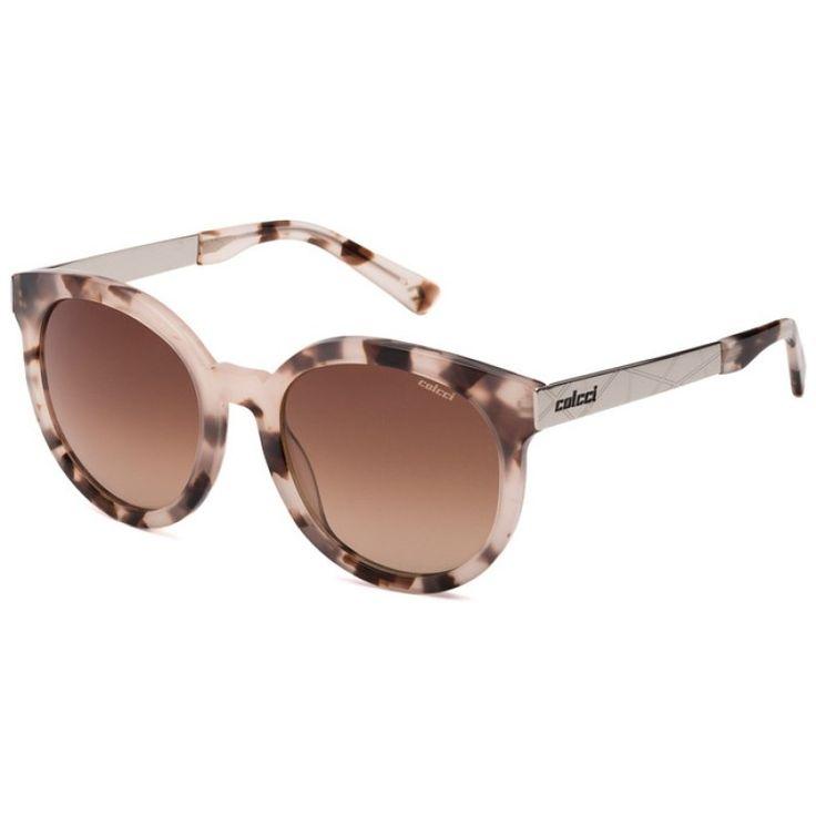 Óculos de Sol Colcci 5050 Marrom Demi Feminino - Colcci Eyewear