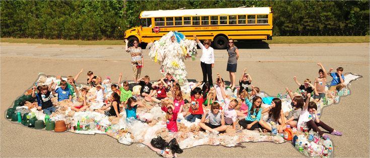 how to solve littering in school
