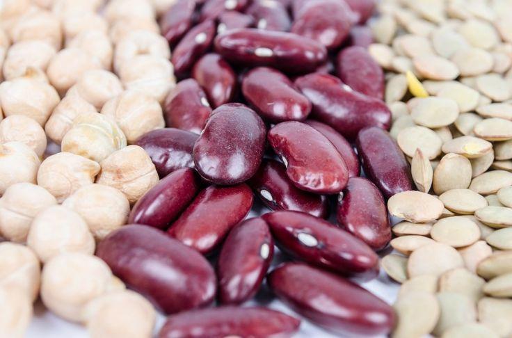 Et andet alternativ til protein er bønner.