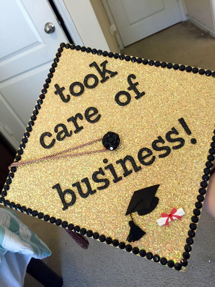 Graduation cap business