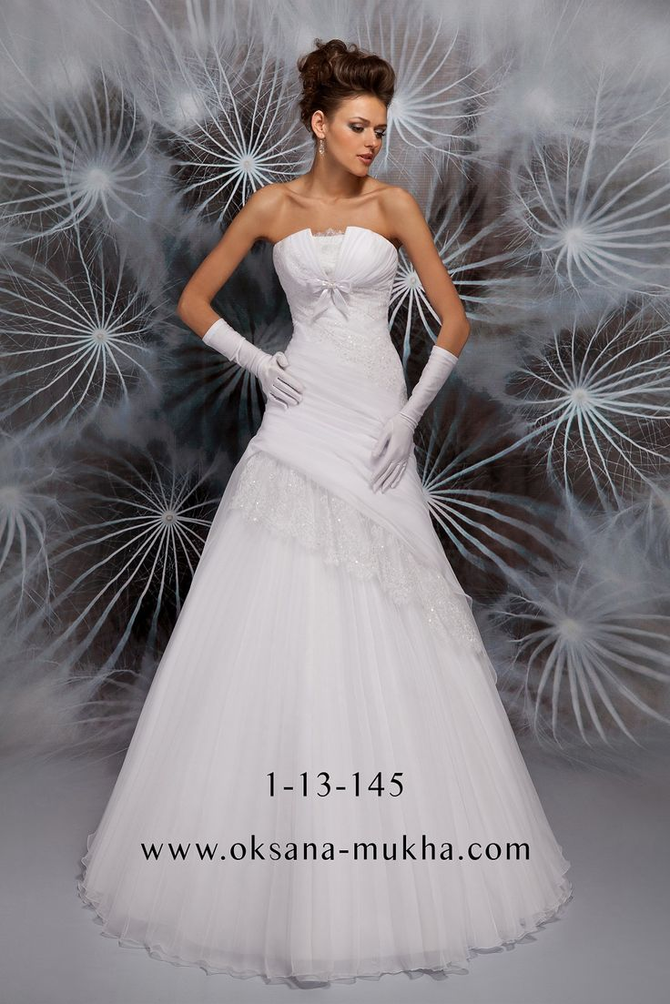 "Wedding Dress "" Armean"" by Oksana Mukha Collection at Bridal Allure"