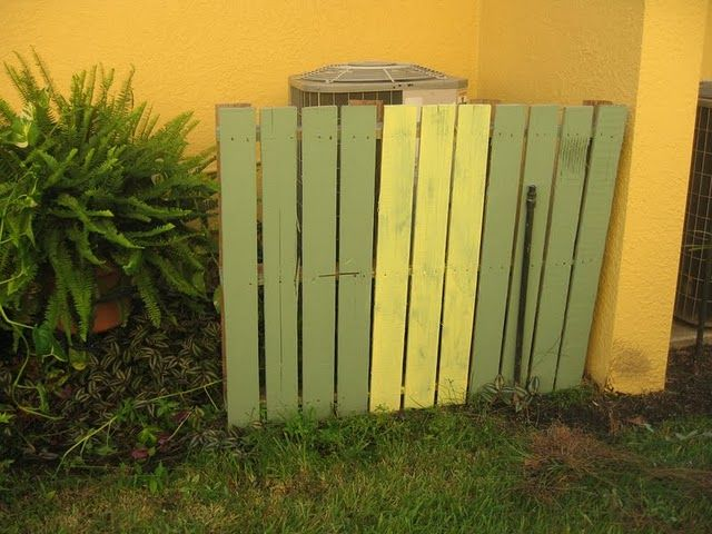 Cheap Privacy Fence Home Pinterest