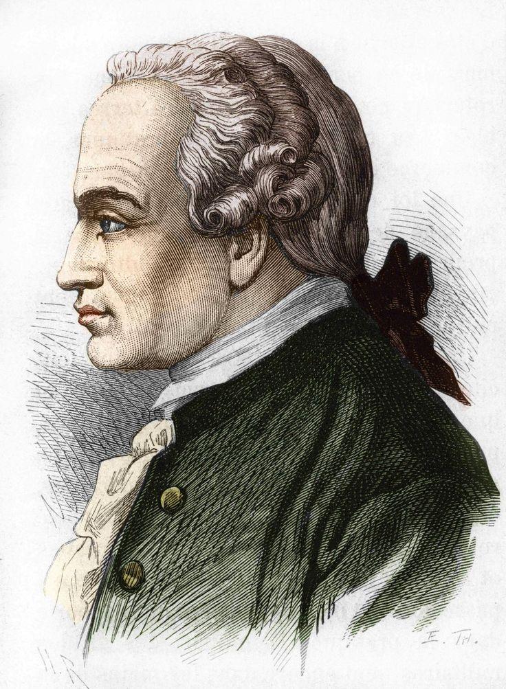 Immanuel Kant: Die Trennung von Mein und Dein