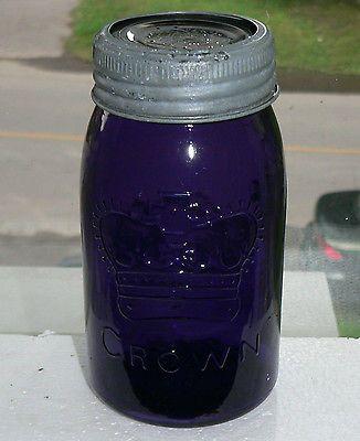 Dating crown mason jars