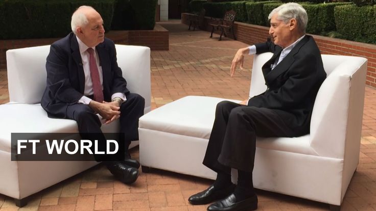 Robert Rubin and Martin Wolf on economic risks  | FT World