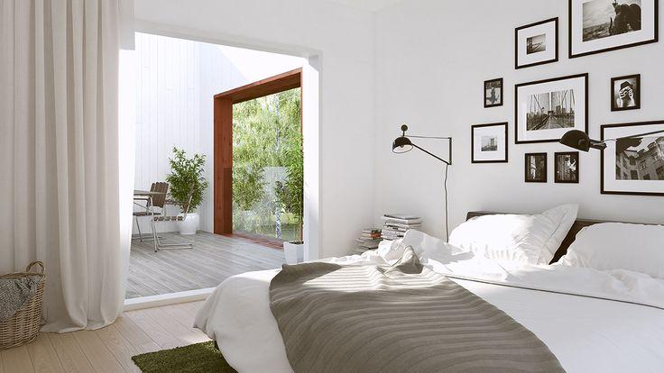 Ljust och luftigt, precis som vi svenskar vill ha det. Det nya folkhemmet har parkettgolv och vita väggar. HemnetHemmet är byggt av 200 miljoner klick på Hemnet. Utforska hela huset och berätta vad du tycker om hemmet som flest vill ha mest.