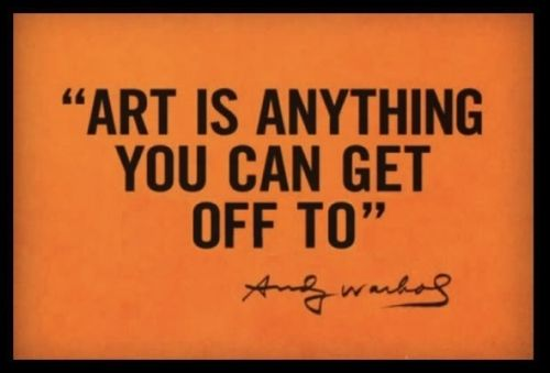 andy warhol famous quotes - Google 검색