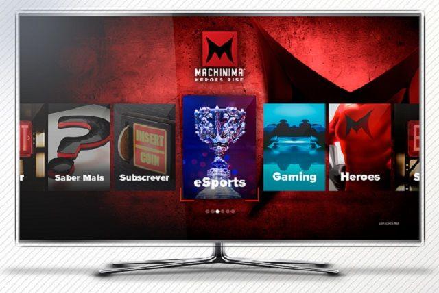 Machinima: O primeiro canal em Portugal dedicado aos videojogos