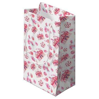 #Big Tent Sweets Small Gift Bag - #birthday #gifts #giftideas #present #party