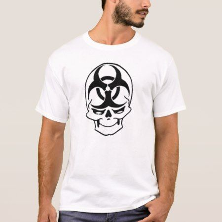 biohazard-skull T-Shirt - tap to personalize and get yours