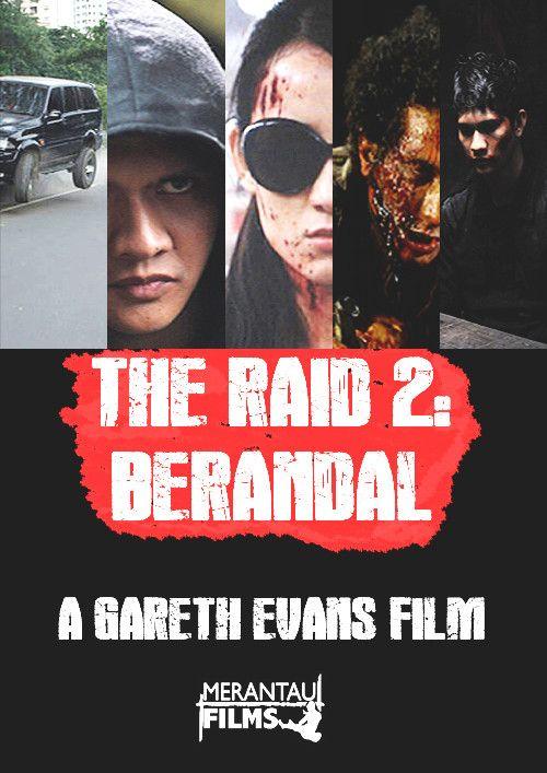Indonesia - The Raid 2 Berandal (2015)