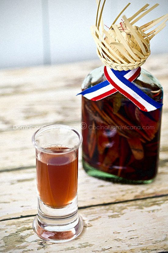 Mamajuana... Tried it in DR... Fabulous...