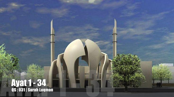 Al Quran Surah Luqman Lengkap Teks Arab, Bacaan dan Terjemahannya