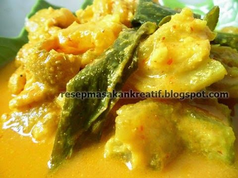 Resep Gulai Kikil Padang | Resep Masakan Indonesia (Indonesian Food Recipes)