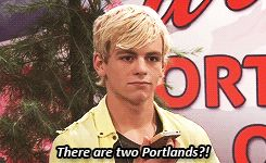 hahahaha Ross<3 yes and I happen to live close to the one you were in! Ha