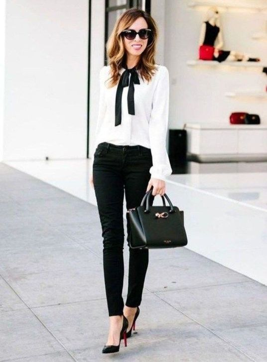 234e8fc2aac 99 Cute Winter Business Casual Outfit Ideas For Women