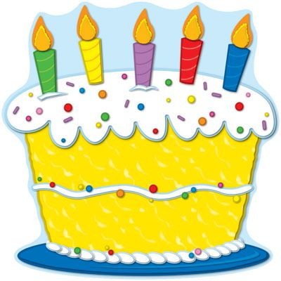 Coupon For Cake Art : Birthday cake clipart Birthday Clip Art Pinterest ...