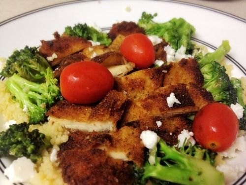 Salads: Chicken Salad With Feta. | Eating Adventures | Pinterest