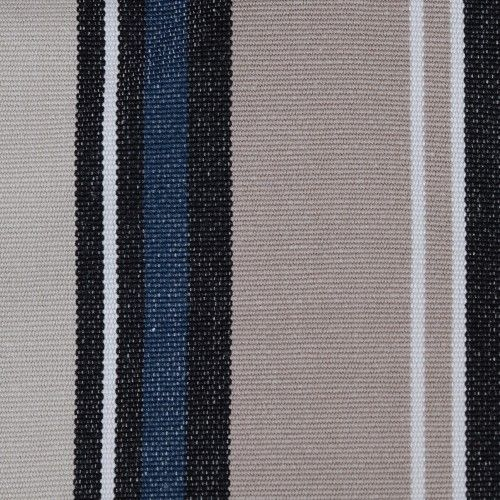 French Stripe colour Aquamarine. Find other great fabrics like this at www.curtaineasy.co.nz