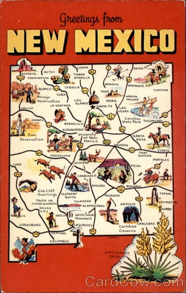 Well-known 50 best Postcard Maps images on Pinterest | 50 states, Vintage  CE76